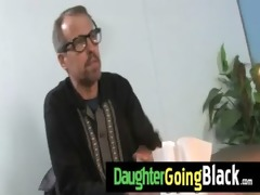 daughter going black 48