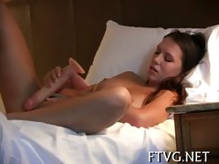 angel and her vaginal balls