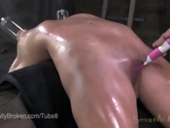 farmers daughter allie james sucks ramrod in