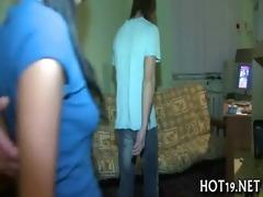 girl pounded on camera