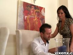 vixenx - large natural billibongs playgirl