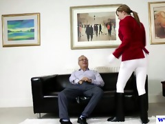 juvenile euro whore pussydrilled by old guy