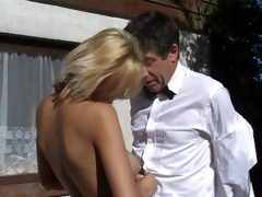 horny doctor bonks a youthful breasty chick