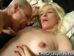 old papy fucking youthful tattooed wife part3