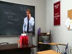 filthy school detention