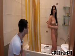 boyfriend&#962 s hotty drilled