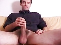engulfing a large french dad non-professional
