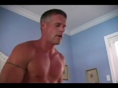 chaps fucking daddy - raw