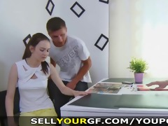 sell your gf - she is craves more specie and sex