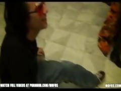 this is how college bitches party