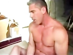 muscle daddy fucking lad