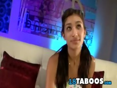charming stepsister taboo role-play