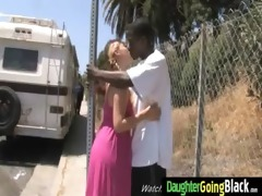 youthful daughter with valuable gazoo screwed by