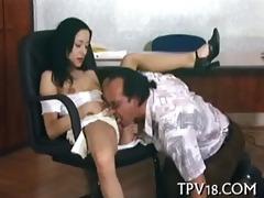 guy drills sex appeal girl