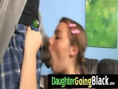 daughter fuck a massive dark wang 37