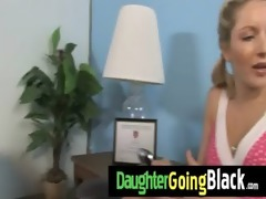 watch my daughter going black 511
