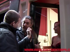 australian fella pounding a diminutive prostitute