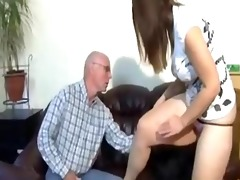 dad wants juvenile virgin gazoo