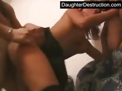 daughter highly hatefucked