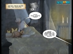 3d comic: tryst. part 8 of 5
