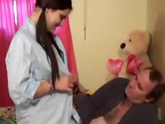 dad acquires his daughter preggy
