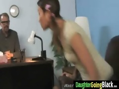 youthful daughter with worthy a-hole screwed by a