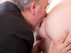 hawt czech student screwed by her tricky old