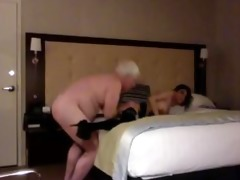 hawt chub dad fuck youthful slut